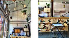 Instock   Een pop-up restaurant waar we de komende 5 maanden gaan experimenteren met al het eten dat een tweede kans verdient   Trends: duurzaamheid, kruisbestuiving, authenticiteit, lokaal   Polonceaukade 9, Westergasterrein, Amsterdam  http://www.instock.nl