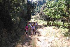 Ruta en grupo por sendero http://misierradegata.com/project/ruta-en-grupo-por-sendero/