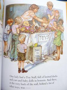 Book Illustrations, Children's Book Illustration, Shirley Hughes, 100 Acre Wood, Children's Picture Books, Paintings I Love, Rabbits, Childrens Books, Illustrators