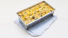 Découvrez la recette Cake courgette et thon sans gluten élaboré par Marion Kaplan, nutritionniste quantique.