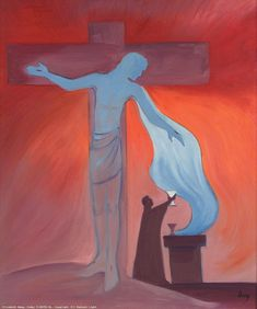 At Mass, Christ gives his Sacred Body and Blood as our spiritual food and drink Christian Images, Christian Art, Image Theme, Jesus Art, Biblical Art, King Of Kings, This Is Us, Spirituality, Gallery