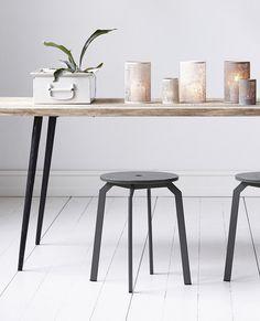 house doctor flaschenhalter 6 schwarz for the home. Black Bedroom Furniture Sets. Home Design Ideas