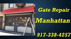 Gate Repair Manhattan New York