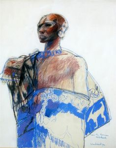 Figure Painting, Figure Drawing, Famous Black Artists, Drawing Studies, African American Art, Drawing Techniques, Life Drawing, Art Drawings, Contemporary Art