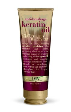 Anti Breakage Keratin Oil 3 Minute Miraculous Recovery 100 Ml Buy Online at lowest price in India: BigChemist.com