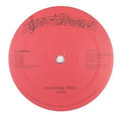 "Alien: Changing Times Vinyl 12"""