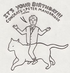 The birthday card every CBC fan wishes they could receive. Right? #fycbc