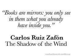Beautiful point of view, Zafon