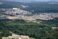 Photo aérienne de Versailles - Yvelines (78)