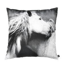 Playing Horses Decorative Pillow