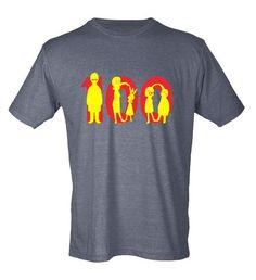 """Bob's Burgers Commemorative """"100 Episodes"""" T-Shirt"""