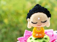 佛陀娃娃-1(Buddha doll-1) by dowren, via Flickr