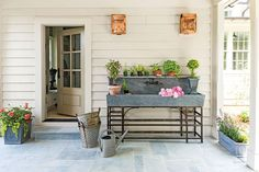 2015 Charlottesville Idea House: Potting Shed