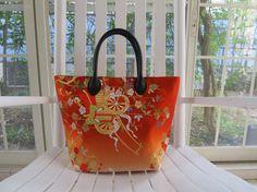 Kimono Tango Tote Bag Carriage Dreams Japanese by KimonoTango