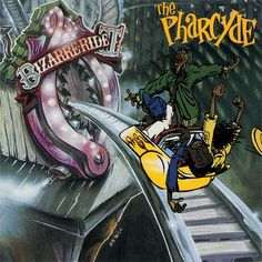 Today in Hip Hop History: The Pharcyde released thier debut album Bizarre Ride II The Pharcyde November 24, 1992