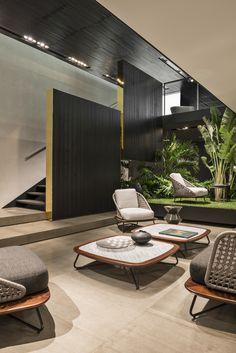 Rivera Outdoor Collection, Rodolfo Dordoni Design