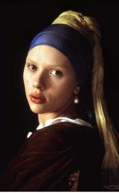 Girl with a Pearl Earring (2003) - Scarlett Johansson