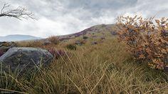 Highlands UE4 - Polycount Forum