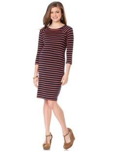 40f29d65440fd Motherhood Maternity: Elbow Sleeve Button Detail Maternity Dress Motherhood  Maternity. $34.98