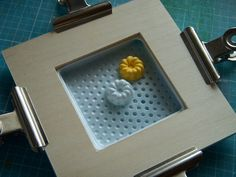 I have tried vacuum forming , andI have practiced now. Today, I report…