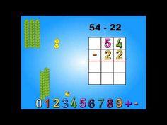 Yhteenlasku allekkain - YouTube Teaching Math, Maths, Addition And Subtraction, Youtube, Ipad, Addition And Subtraction Practice, Youtubers, Youtube Movies