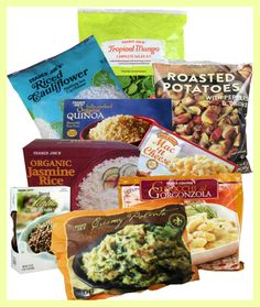 Here are the best pre-packaged foods you can find at Trader Joe's.