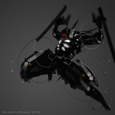30mins Speedpaint Codename 75 by benedickbana on DeviantArt