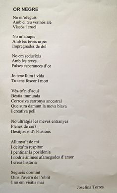Josefina Torres. OR NEGRE Exposició col.lectiva. Plaça Sa Drassaneta 6 Eivissa.