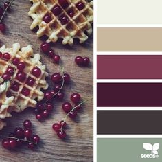 today's inspiration image for { edible hues } is by @_ewabakrac ... thank you Ewa for generously sharing your inspiring photos in #SeedsColor !