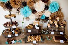 Ideas de Fiestas con Chocolate | Decoraciones Para Fiestas