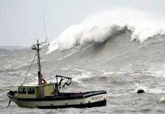 Cuaca Tak Menentu, Nelayan Takut Melaut