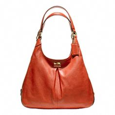 Madison Leather Maggie by Coach.