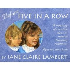 Before Five in a Row--how to start homeschooling young kids from HowtoHomeschoolMyChild.com