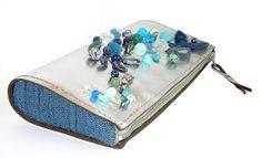 Blue stones bag by ilariatj