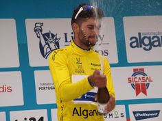 Fernando Gavaria - Stage Winner and Race Leader Volta Algarve Portugal...will he be in yellow tomorrow?