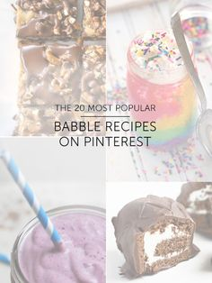 The 20 Most Popular Babble Recipes on Pinterest #Babble #recipes #pinterest