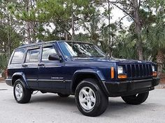 2001 Jeep Cherokee Sport 2001 Jeep Cherokee, Jeep Cherokee Sport, Cherokee Laredo, 4x4, Sports, Cars, Gallery, Awesome, Check