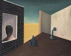 Conroy Maddox, surrealismo UK. Parecido a de Chirico