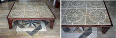 "Design table ""Mantova Deco""- is a combination of dark oak and deco series ""Mantova"" made of natural Peruvian travertine.  Натуральный камень для интерьеров и экстерьеров. Дизайн студия. Мебель из камня и дерева"