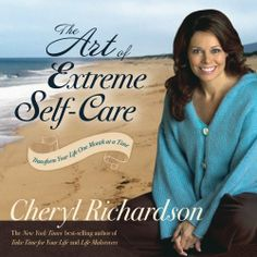 Currently reading The Art of Extreme Self-Care and absolutely loving it!