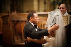{    ALEXANDRA AND HAROLD'S GRAND CHURCH WEDDING IN MANHATTAN    }   Bride & Groom: Alexandra & Harold Occupations: Multinational Legal Consultant / Private Equity Consultant Wedding date: May 28, 2016 Wedding location: New York City, NY