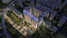 Luxury Apartments in Gurgaon, MG Road Apartments For Sale, Luxury Apartments, Project Finance, Tower Design, Property Design, Glass Facades, Real Estate Development, Movie Theater, Luxury Living