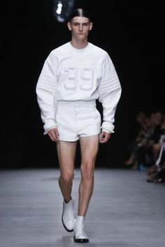 Juun J. Menswear Spring Summer 2014 Paris