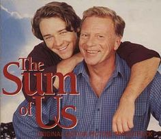 """The Sum of Us is an early Russell Crowe film.  He plays Jeff Mitchell, a young man searching for Mr. Right with the """"help"""" of his father. His father (Jack Thompson) finds a new love too.  However, things are complicated, as love often is.    A wonderful little Australian film, well worth searching out."""