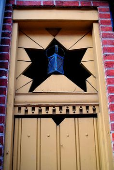 Alley Door, via Flickr.