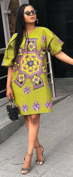 african wear for women Short African Dresses, Latest African Fashion Dresses, African Print Dresses, African Print Fashion, Nigerian Dress, Nigerian Fashion, Ghanaian Fashion, African Attire, African Wear