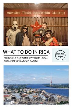 The Latvian capital of Riga is the perfect city break destination. The people are so friendly, the food is amazing, come find out what to do in Riga. Riga Latvia, Like A Local, City Break, Real People, This Is Us, Thankful, Business, Link
