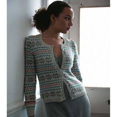 Free Pattern Debbie Bliss Patricia Cardigan | Hobbycraft