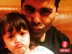 Karan Johar wishes AbRam Happy Birthday with a cute picture Bollywood Updates, Bollywood News, Becoming A Father, Karan Johar, Surrogacy, Celebrity Kids, Very Happy Birthday, Bollywood Celebrities, Cute Faces
