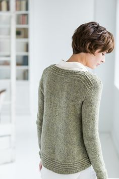 Devlan pullover from BrooklynTweed #WoolPeople7